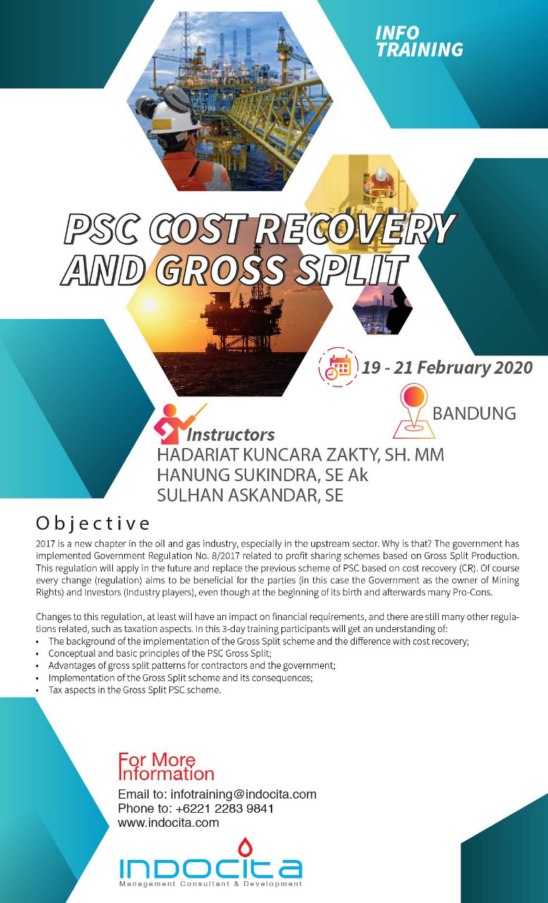 PSC GROSS SPLIT